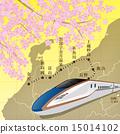 櫻花 櫻 地圖 15014102