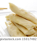 uncooked spring rolls 15017482
