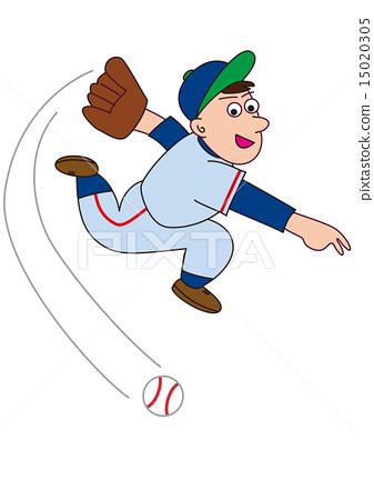 棒球投手 15020305