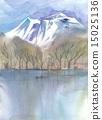 ภูเขาไฟอาซามะชิโอซาวะทะเลสาบคารุอิซาวะ 15025136