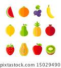 清新 新鲜 水果 15029490