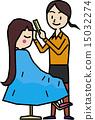 Beauty salon 15032274