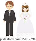 新婚夫妇 15035296