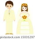 新婚夫妇 15035297