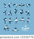 霹雳舞 舞 舞蹈 15036776