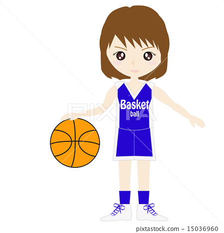 농구 여자 15036960
