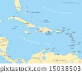 lesser, antilles, caribbean 15038503