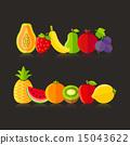农场 水果 单调 15043622