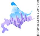 hokkaido, lavander, lavender 15047790