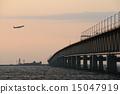 สะพาน,เครื่องบิน,ถนน 15047919
