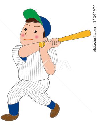 Baseball batter 15049976