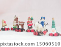 reindeer, reindeers, ornament 15060510