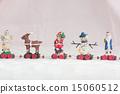 馴鹿 首飾 聖誕老人 15060512