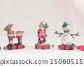 reindeer, reindeers, ornament 15060515
