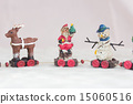馴鹿 首飾 聖誕老人 15060516