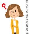 Senior woman question 15065580