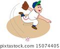 棒球投手 15074405