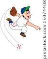 棒球投手 15074408