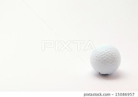 Golf Ball Object 15086957