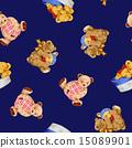 자는 곰 15089901