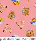 자는 곰 15089909
