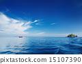 푸른, 고요한, 바다 15107390