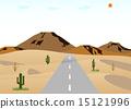 ถนนทะเลทราย 15121996