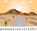 ถนนพระอาทิตย์ตกดิน 15133952