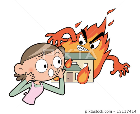 Home insurance, fire damage 15137414
