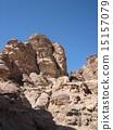 Pestle ruins of World Heritage Mountain trails to Eddil 15157079