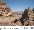 Pestle ruins of World Heritage Mountain trails to Eddil 15157080