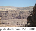 Pestle ruins of World Heritage Mountain trails to Eddil 15157081