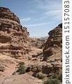 Pestle ruins of World Heritage Mountain trails to Eddil 15157083