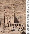 World heritage Petra ruins 15157085