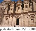 World Heritage Site Petra Ruins Eddil 15157100
