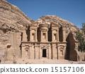 World Heritage Site Petra Ruins Eddil 15157106