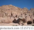 World Heritage Petra Ruins Tomb of Arn 15157111