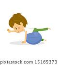 练习 运动 锻炼 15165373