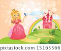 城堡 傳說 公主 15165566