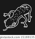 Doodle Lizard 15169135
