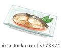 日式料理 和食 日本菜肴 15178374