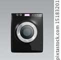 เครื่องซักผ้าอัจฉริยะพร้อมระบบควบคุมแบบสัมผัส 15183201