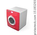 เครื่องซักผ้าอัจฉริยะพร้อมระบบควบคุมแบบสัมผัส 15183203