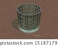 cup, glass, Cut Glass 15187179