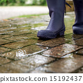 rain, rainy, rubber 15192437
