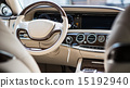 Modern car interior. 15192940
