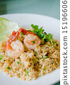 rice and seafood 15196606