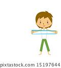 矢量 锻炼 运动 15197644