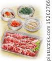 日本菜烤肉 韓國燒烤 餐廳 15202766