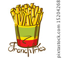 French Fries 01 15204268